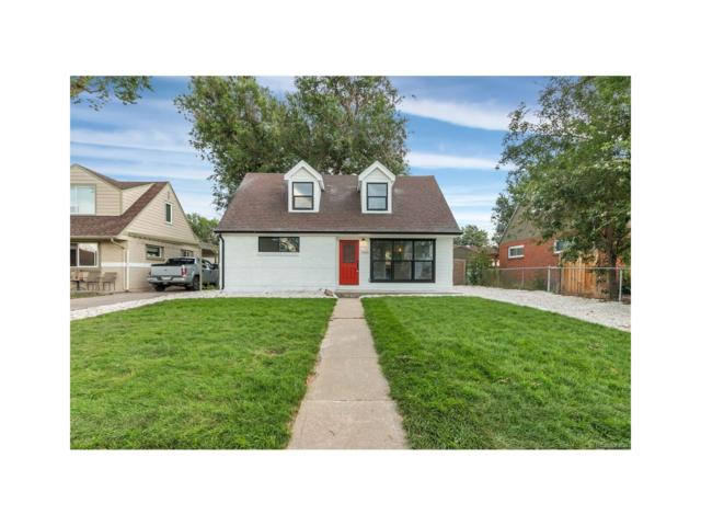 3660 Eudora Street, Denver, CO 80207 (MLS #2173076) :: 8z Real Estate