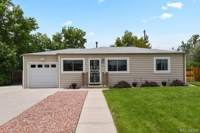 4035 Nelson Street, Wheat Ridge, CO 80033 (#2173185) :: Compass Colorado Realty