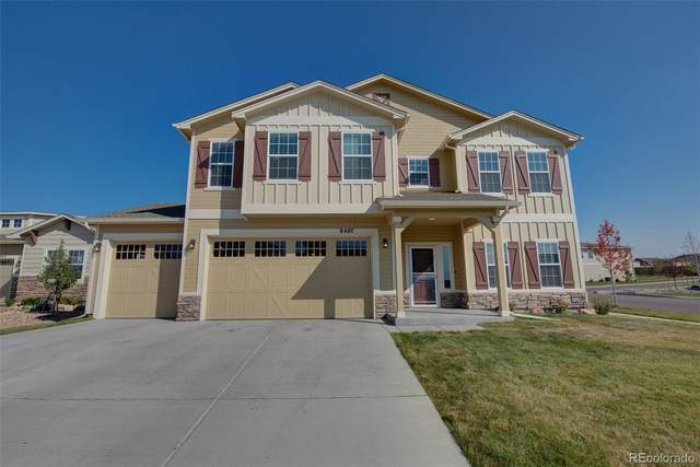 8407 Caddis Court, Colorado Springs, CO 80924 (#2176849) :: The DeGrood Team