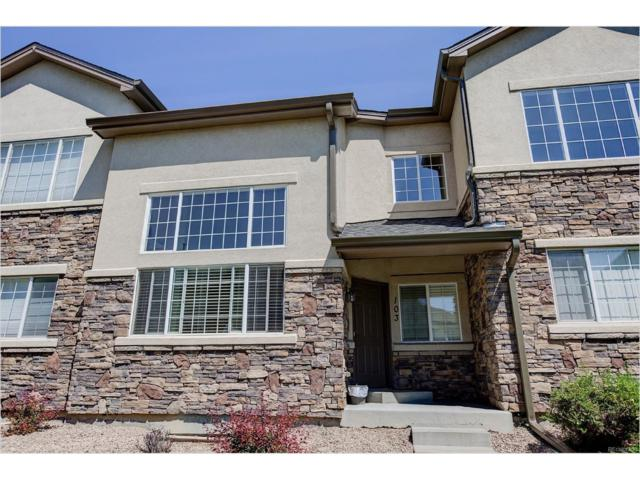 1355 S Chambers Road #103, Aurora, CO 80017 (MLS #2178740) :: 8z Real Estate