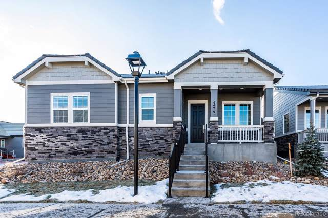 6475 Village Lane, Centennial, CO 80111 (MLS #2179842) :: 8z Real Estate