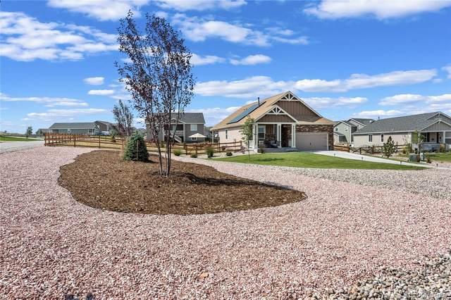 42061 Firestone Circle, Elizabeth, CO 80107 (#2184192) :: iHomes Colorado