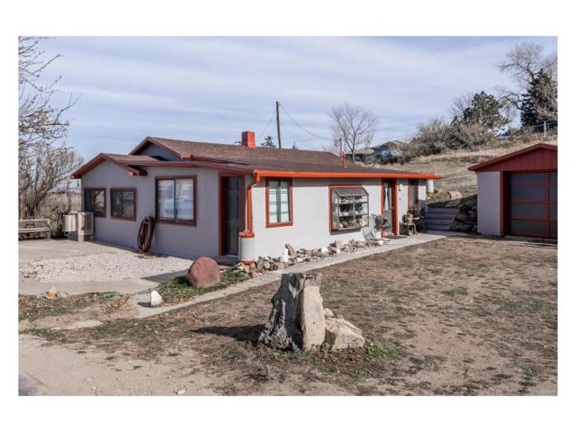 885 Deframe Street, Golden, CO 80401 (#2184864) :: Bring Home Denver