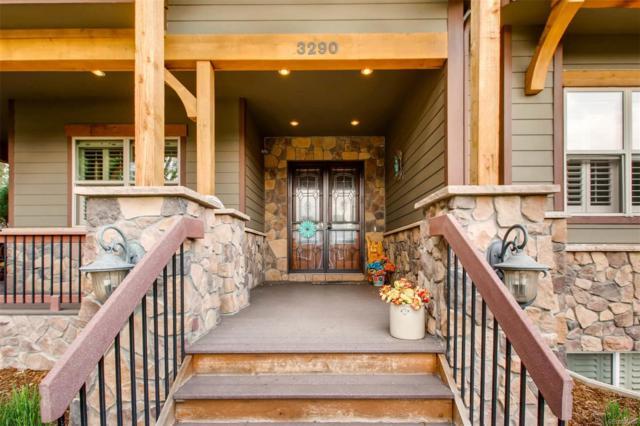 3290 S Corona Street, Englewood, CO 80113 (#2190625) :: The Peak Properties Group
