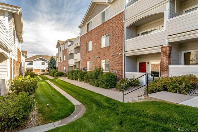 5537 Lewis Court #003, Arvada, CO 80002 (MLS #2192255) :: Bliss Realty Group