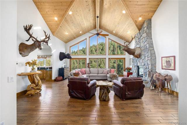 180 Enchanted Road, Golden, CO 80401 (#2196074) :: The Gilbert Group