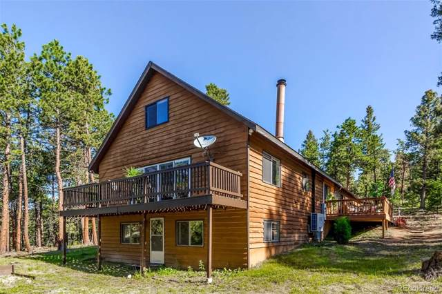 23891 Black Bear Trail, Conifer, CO 80433 (#2197345) :: The DeGrood Team