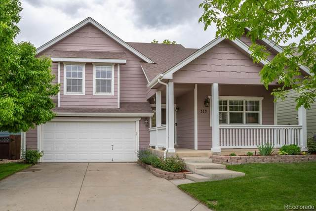 319 Sugarbin Court, Longmont, CO 80501 (#2197843) :: The Griffith Home Team