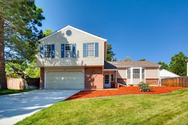 7111 S Jellison Street, Littleton, CO 80128 (MLS #2203760) :: 8z Real Estate