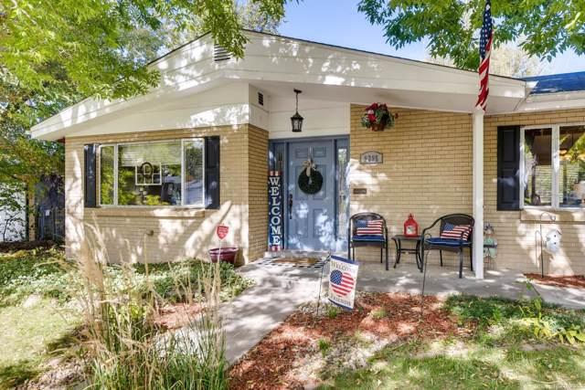 9395 W 9th Avenue, Lakewood, CO 80215 (MLS #2204562) :: 8z Real Estate