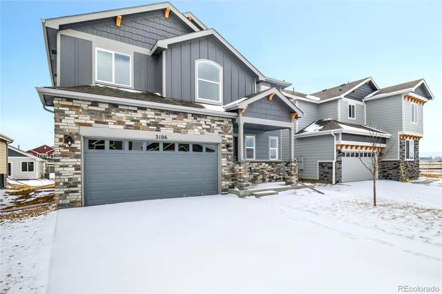 2106 Angus Street, Mead, CO 80542 (#2207319) :: iHomes Colorado
