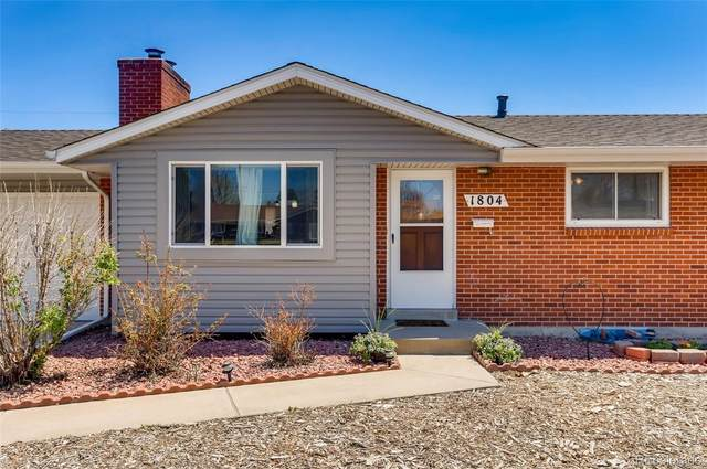 1804 S Dover Way, Lakewood, CO 80232 (#2211693) :: The Gilbert Group