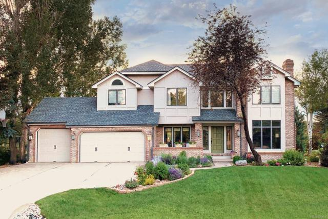 6933 Springhill Drive, Niwot, CO 80503 (#2214688) :: Mile High Luxury Real Estate