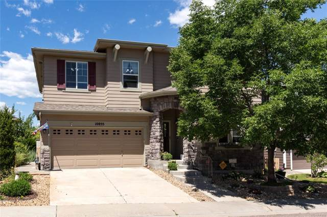 10855 Brooklawn Road, Highlands Ranch, CO 80130 (#2214726) :: The HomeSmiths Team - Keller Williams