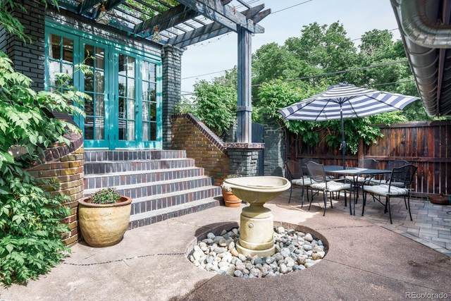 1180 Saint Paul Street, Denver, CO 80206 (#2214986) :: Wisdom Real Estate