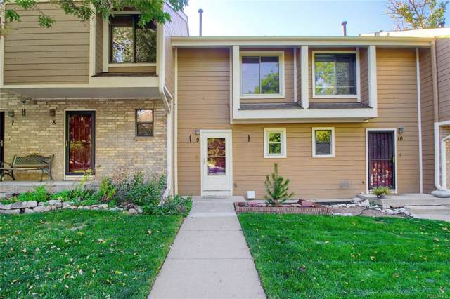 8787 W Cornell Avenue #9, Lakewood, CO 80227 (MLS #2218384) :: 8z Real Estate