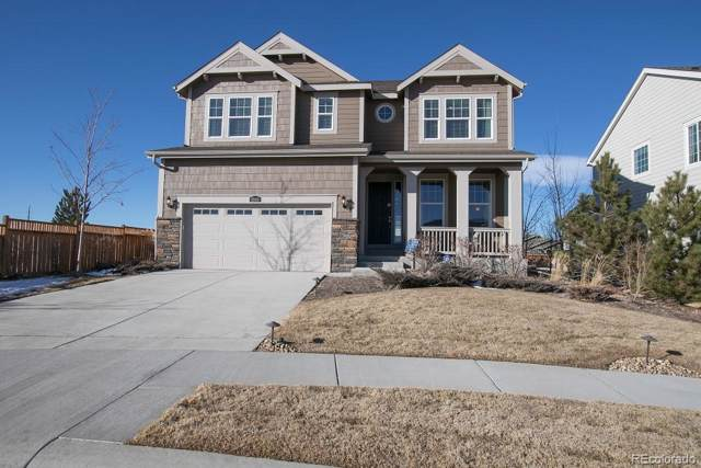 8949 Sassafras Court, Parker, CO 80134 (#2222673) :: My Home Team