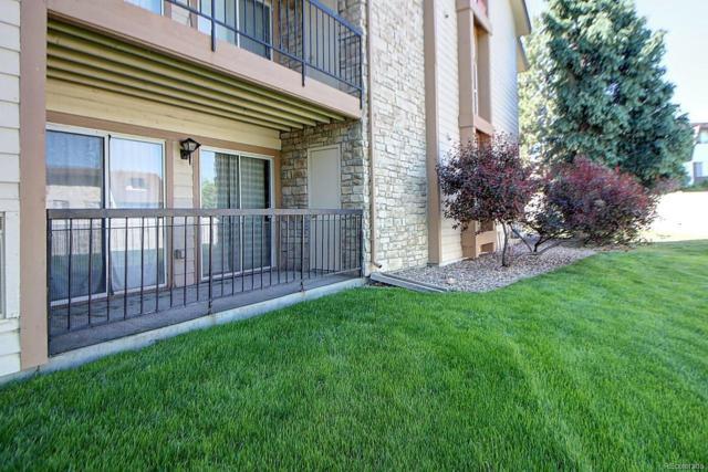 2575 S Syracuse Way K106, Denver, CO 80231 (#2224324) :: Wisdom Real Estate