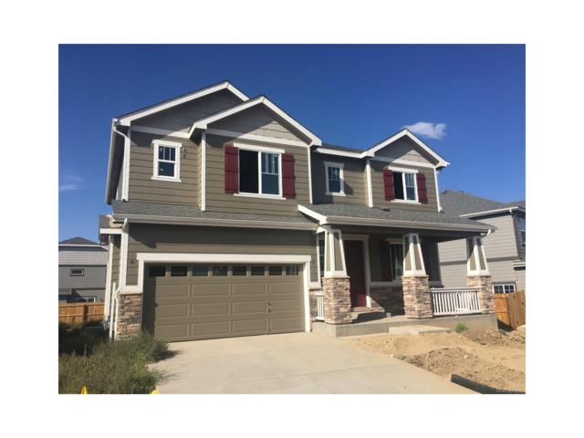 16343 E 100th Way, Commerce City, CO 80022 (#2226246) :: The Healey Group