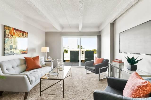 1265 Race Street #608, Denver, CO 80206 (#2230312) :: Portenga Properties - LIV Sotheby's International Realty