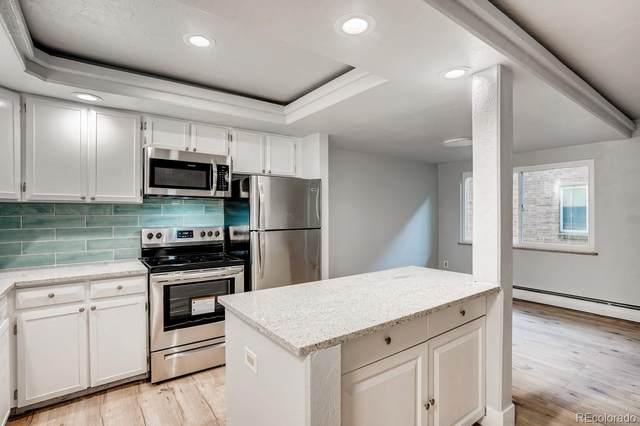 1149 Columbine Street #204, Denver, CO 80206 (#2230537) :: Wisdom Real Estate