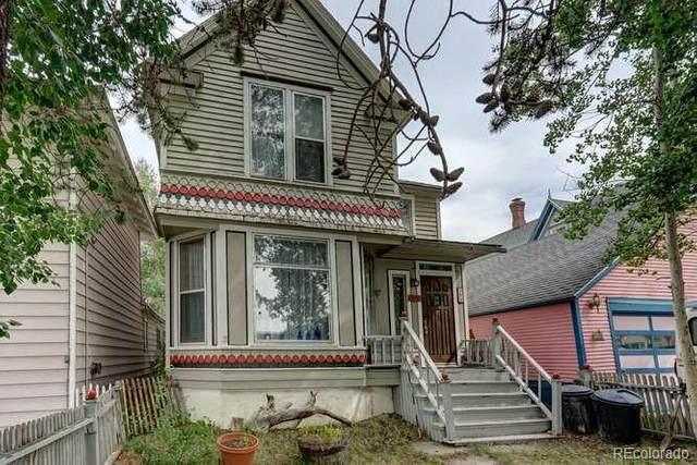 128 W 8th Street, Leadville, CO 80461 (MLS #2232218) :: 8z Real Estate