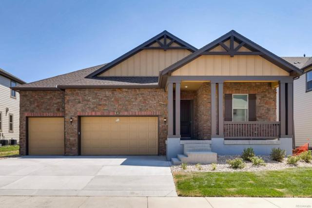 828 Gilpin Circle, Erie, CO 80516 (MLS #2234538) :: Kittle Real Estate
