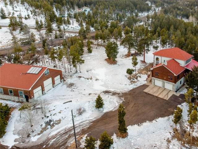 11997 Coal Creek Heights Drive, Golden, CO 80403 (MLS #2235574) :: Bliss Realty Group