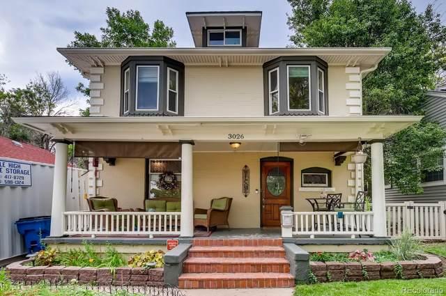 3026 S Sherman Street, Englewood, CO 80113 (MLS #2237215) :: 8z Real Estate