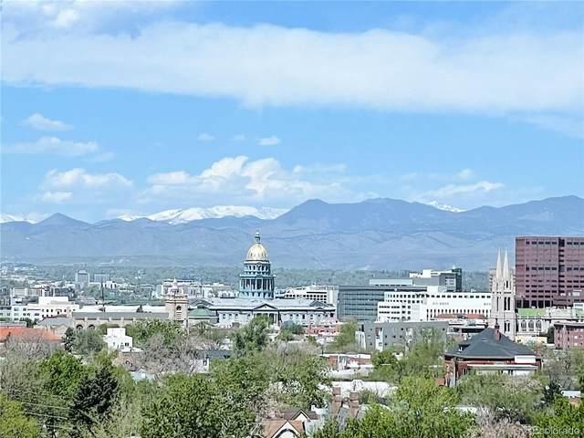 1313 N Williams Street #1002, Denver, CO 80218 (#2240232) :: The Griffith Home Team