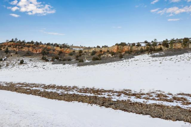 0 Echo Valley Road, Larkspur, CO 80118 (MLS #2241518) :: Bliss Realty Group