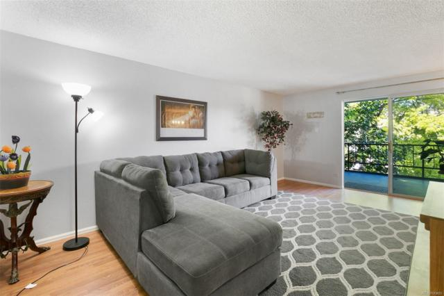 2325 S Linden Court #201, Denver, CO 80222 (#2242390) :: HomeSmart Realty Group