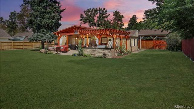 465 Garrison Street, Lakewood, CO 80226 (MLS #2247748) :: 8z Real Estate