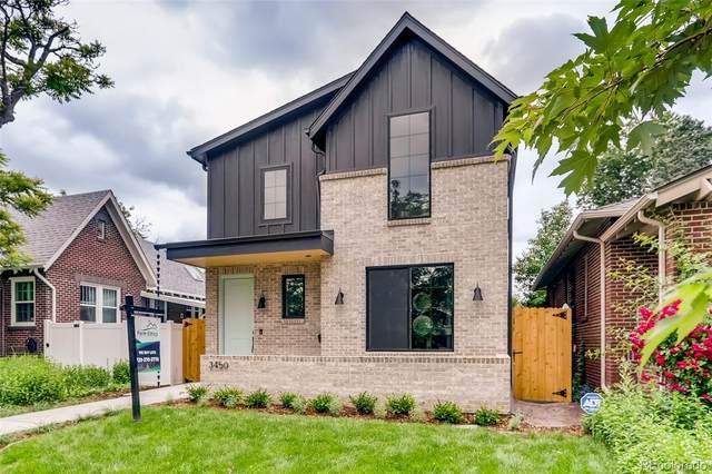 3450 N Race Street, Denver, CO 80205 (#2248392) :: The Colorado Foothills Team | Berkshire Hathaway Elevated Living Real Estate