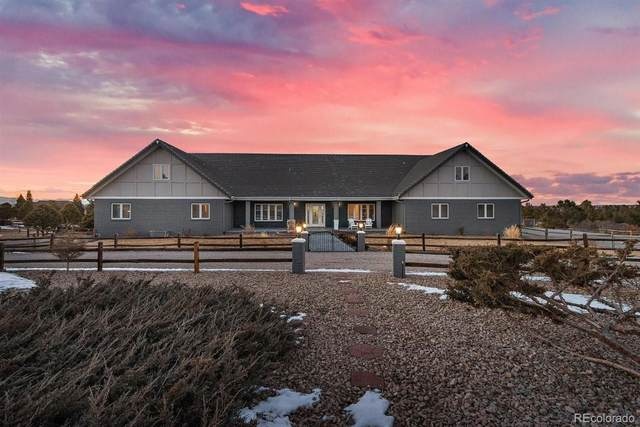8447 Burning Tree Drive, Franktown, CO 80116 (#2249604) :: Berkshire Hathaway HomeServices Innovative Real Estate