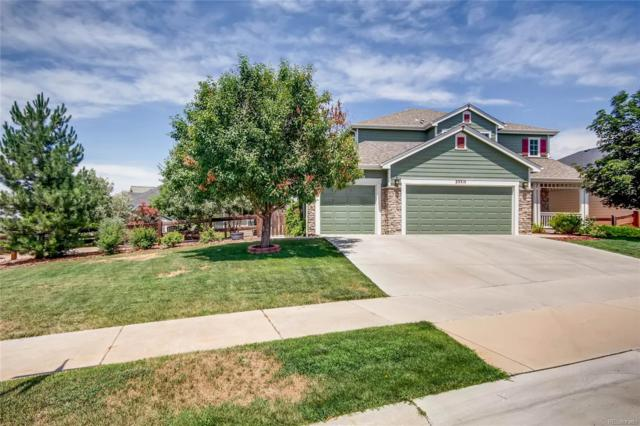 23315 Mill Valley Place, Parker, CO 80138 (#2250267) :: Bring Home Denver