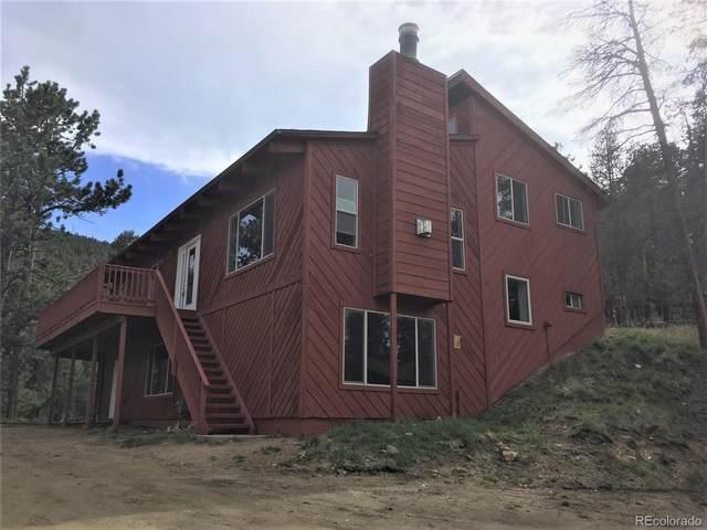 12053 Geronimo Trail, Conifer, CO 80433 (#2251419) :: Wisdom Real Estate