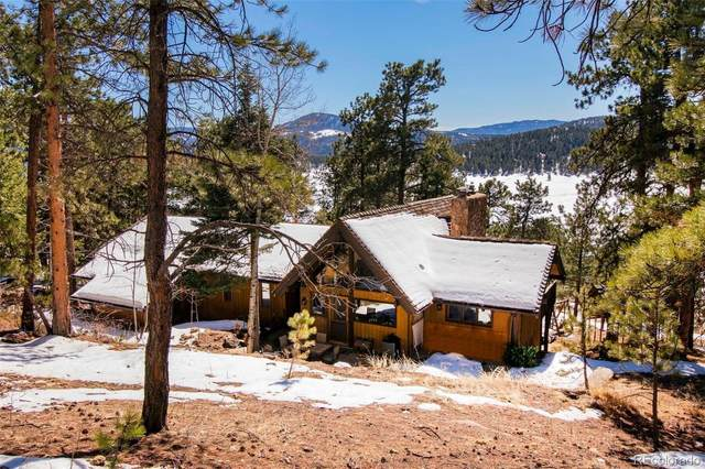 6098 Lone Peak Drive, Evergreen, CO 80439 (#2253406) :: Stephanie Fryncko | Keller Williams Integrity