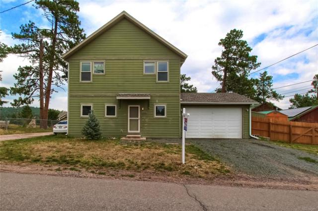 30469 Hilltop Drive, Evergreen, CO 80439 (#2254015) :: The DeGrood Team