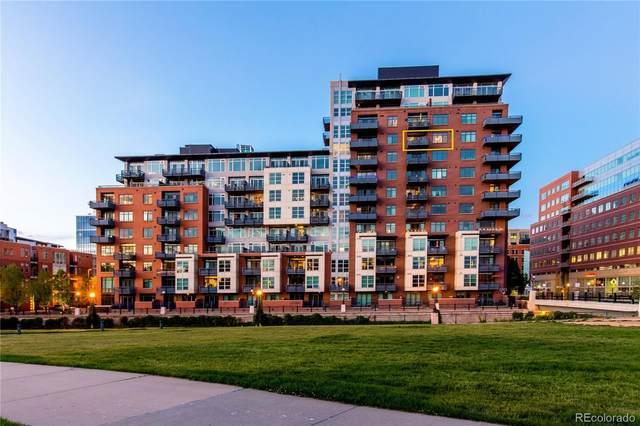 1401 Wewatta Street #1005, Denver, CO 80202 (MLS #2254768) :: 8z Real Estate