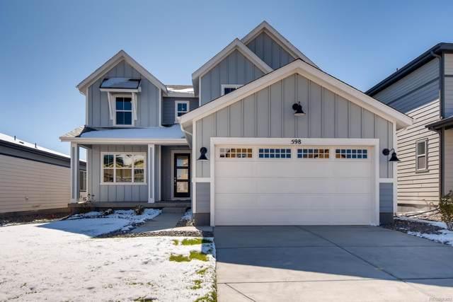 598 W 175th Avenue, Broomfield, CO 80023 (MLS #2256238) :: 8z Real Estate