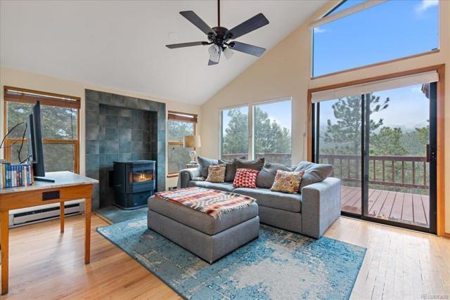 32936 Timber Ridge Road, Evergreen, CO 80439 (MLS #2261204) :: 8z Real Estate