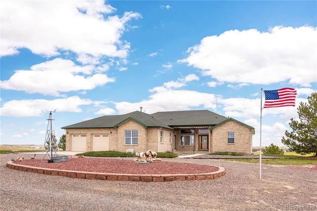 49191 E 48th Avenue, Bennett, CO 80102 (MLS #2263753) :: Kittle Real Estate
