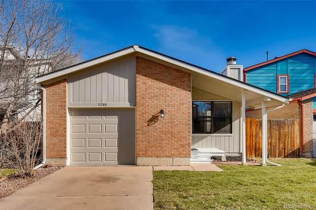 11744 Sherman Street, Northglenn, CO 80233 (MLS #2270836) :: Neuhaus Real Estate, Inc.