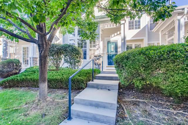 8300 Fairmount Drive K103, Denver, CO 80247 (#2271713) :: Real Estate Professionals