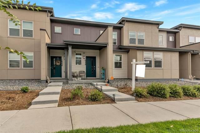 16220 E Warner Place, Denver, CO 80239 (#2272401) :: Berkshire Hathaway HomeServices Innovative Real Estate