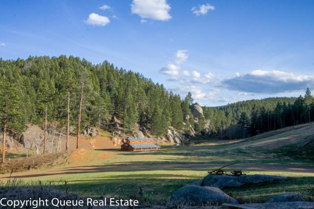 60 N County Highway 67, Sedalia, CO 80135 (#2273501) :: Wisdom Real Estate