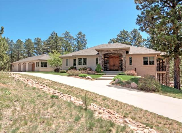 1260 Scarsbrook Court, Monument, CO 80132 (#2274856) :: The Harling Team @ Homesmart Realty Group