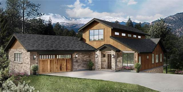 0 Columbine Circle, Evergreen, CO 80439 (MLS #2277196) :: Neuhaus Real Estate, Inc.