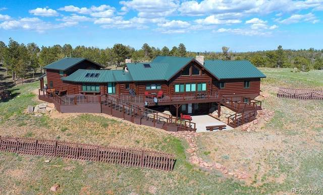 20 Beaver Creek Road, Tie Siding, WY 82084 (#2277941) :: Finch & Gable Real Estate Co.